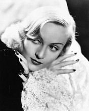 This is an image of 186614 Carole Lombard Photograph & Poster