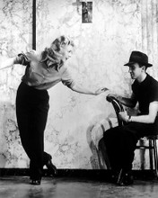 This is an image of 187477 Fred Astaire & Ginger Rogers Photograph & Poster