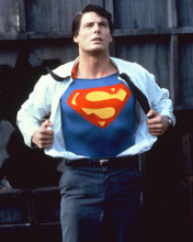 This is an image of 272810 Christopher Reeve Photograph & Poster