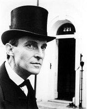 This is an image of 187716 Jeremy Brett Photograph & Poster