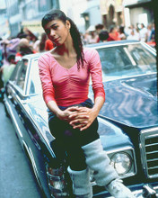 This is an image of 274321 Irene Cara Photograph & Poster