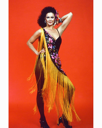 This is an image of 274333 Lynda Carter Photograph & Poster