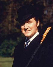 This is an image of 274420 Patrick Macnee Photograph & Poster