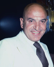 This is an image of 274503 Telly Savalas Photograph & Poster