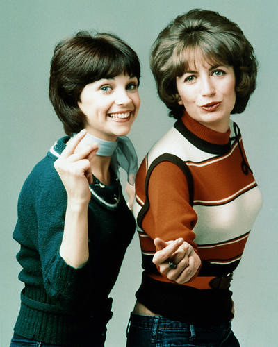 This is an image of 274621 Laverne & Shirley Photograph & Poster