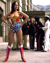 This is an image of 275607 Lynda Carter Photograph & Poster