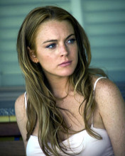This is an image of 275630 Lindsay Lohan Photograph & Poster