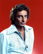 This is an image of 275634 Barry Manilow Photograph & Poster