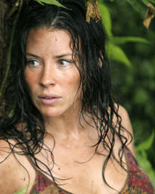 This is an image of 275818 Evangeline Lilly Photograph & Poster