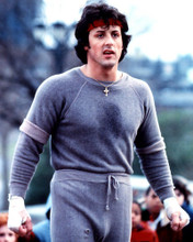 This is an image of 275931 Sylvester Stallone Photograph & Poster