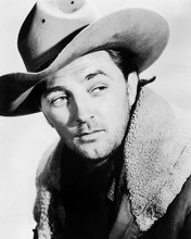 This is an image of 188815 Robert Mitchum Photograph & Poster