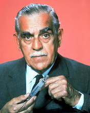 This is an image of 278161 Boris Karloff Photograph & Poster