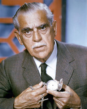 This is an image of 278162 Boris Karloff Photograph & Poster