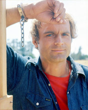 This is an image of 278221 Terence Hill Photograph & Poster