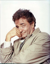 This is an image of 280030 Peter Falk Photograph & Poster