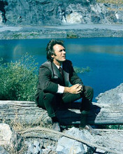 This is an image of 280044 Dirty Harry Photograph & Poster