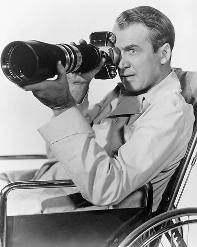 This is an image of 188913 Rear Window Photograph & Poster