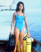 This is an image of 278251 Brooke Shields Photograph & Poster
