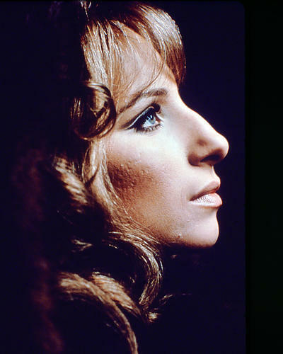 This is an image of 278301 Barbra Streisand Photograph & Poster