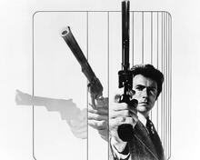 This is an image of 170710 Clint Eastwood Photograph & Poster