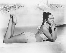 This is an image of 170966 Nancy Kwan Photograph & Poster