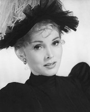 This is an image of 171903 Zsa Zsa Gabor Photograph & Poster