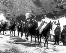 This is an image of 173249 Ride the High Country Photograph & Poster