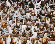 This is an image of 216620 Planet of the Apes Photograph & Poster