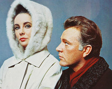 This is an image of 217741 Elizabeth Taylor & Richard Burton Photograph & Poster