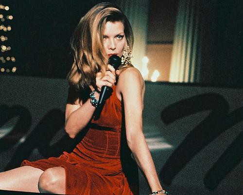 This is an image of 223653 Michelle Pfeiffer Photograph & Poster