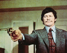 This is an image of 230436 Charles Bronson Photograph & Poster