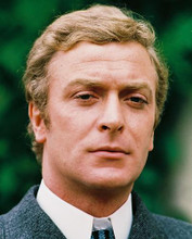 This is an image of 233447 Michael Caine Photograph & Poster