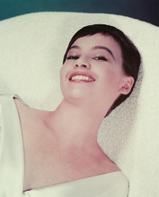 This is an image of 233450 Leslie Caron Photograph & Poster