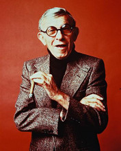 This is an image of 234500 George Burns Photograph & Poster