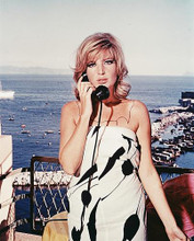 This is an image of 236061 Monica Vitti Photograph & Poster
