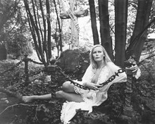 This is an image of 173983 Veronica Carlson Photograph & Poster