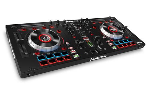 Numark MixTrack Platinum 4-Deck PRO DJ Controller with Serato DJ Intro
