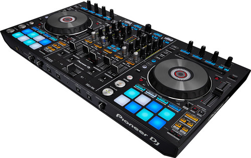 Pioneer DDJ-RX  4 Channel DJ Controller with Rekordbox