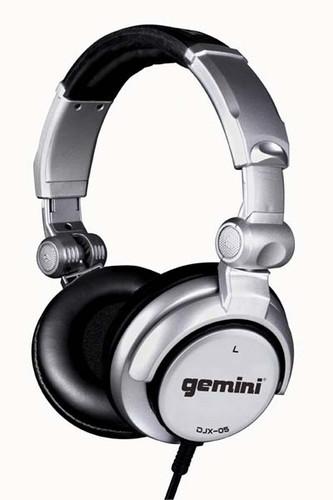 Gemini DJX05 Pro DJ Headphones