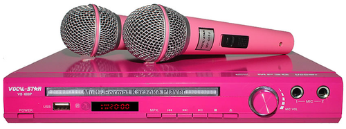 Vocal-Star VS600 Pink