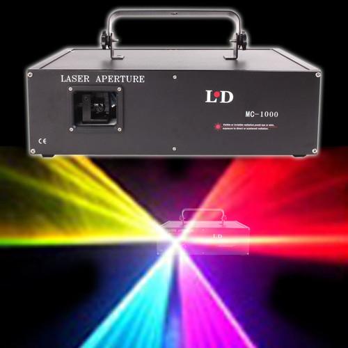 1000mw RGB DMX512 ILDA
