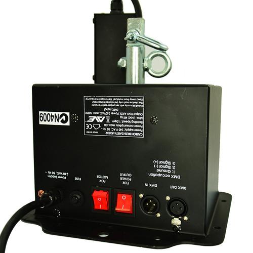 AVE Brightlight LMM-400DMX Mirrorball Motor w DMX + Power Through