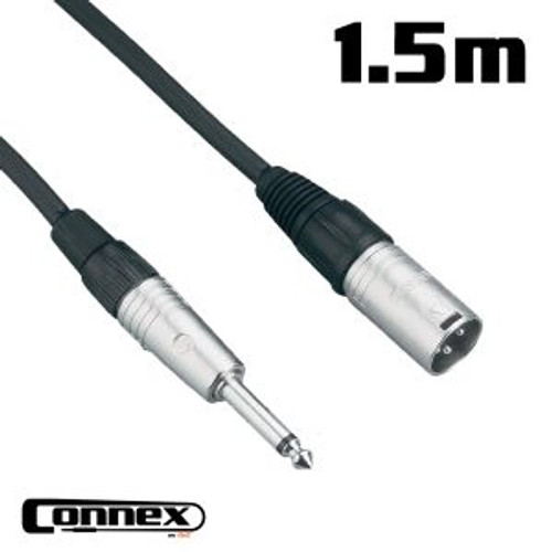 AVE Connex XFJM-1B Audio Cable 1.5m