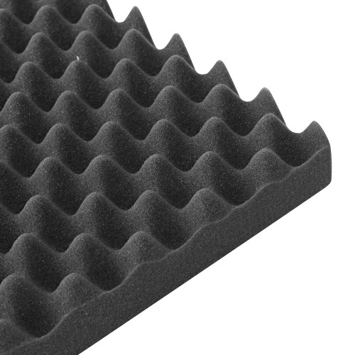 AVE IsoPanel Eggshell Acoustic Foam Pack