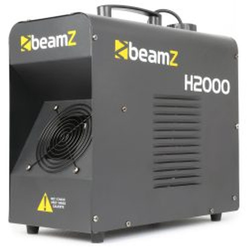 Beamz H2000 Faze Machine with Timer and DMX 1700W