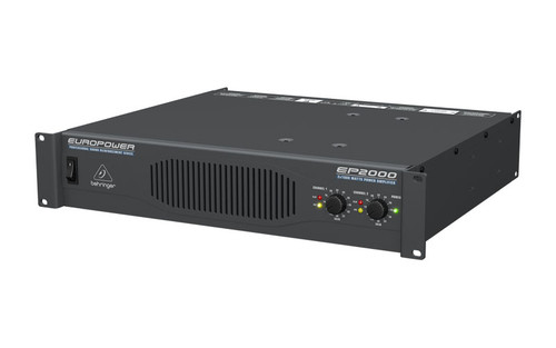 Behringer Amplifier EUROPOWER 2000W