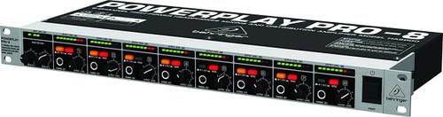 BEHRINGER POWERPLAY PRO-8 HA8000
