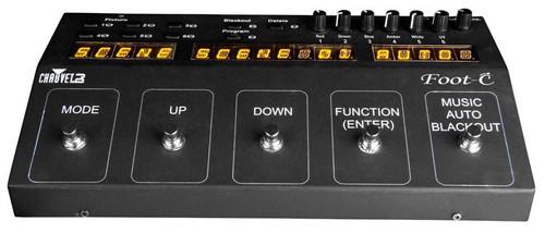Chauvet DJ Foot-C DMX Foot Controller