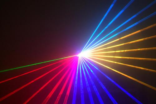 Eclipse Club 2000 RGB Animation Laser