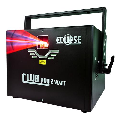 Eclipse Club PRO 2W RGB Anamation Laser